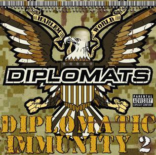 Diplomatic Immunity 2 - Wikipedia