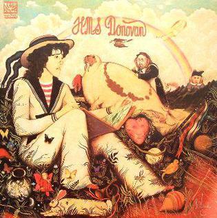 <i>HMS Donovan</i> (album) 1971 studio album by Donovan