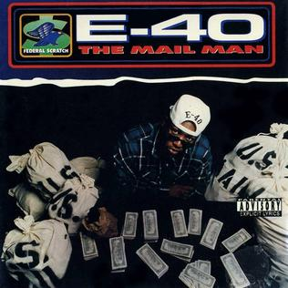 <i>The Mail Man</i> 1993 EP by E-40