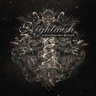 <i>Endless Forms Most Beautiful</i> (album) 2015 studio album by Nightwish