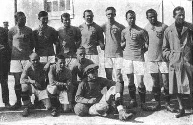 2521dff810c Estonia national team at the 1924 Summer Olympics.