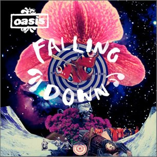 Cover image of song Falling Down by Oasis
