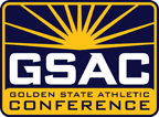 Golden State Athletic Conference logo