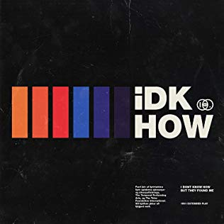 IDKHow - 1981 Extended Play.jpg