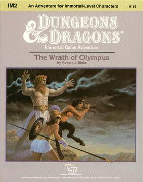 Cover of IM2 The Wrath of Olympus