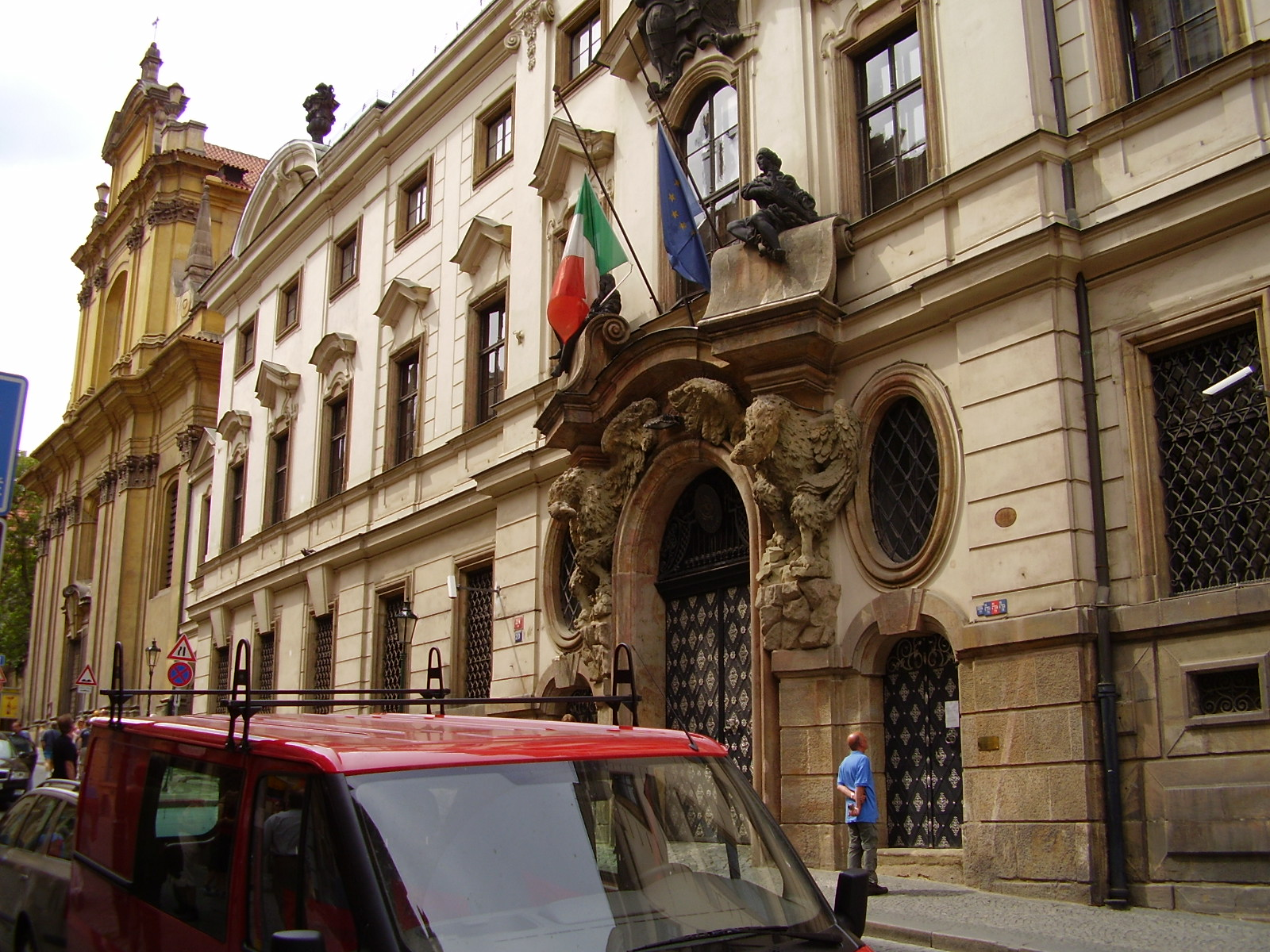 Image Result For Romanian Embassy London
