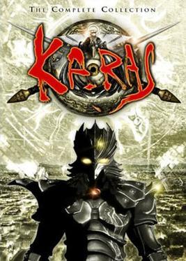 Recomendación Anime: Karas the Profecy Karas_box_cover