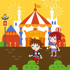 Kingdom Hearts Mobile Avatar
