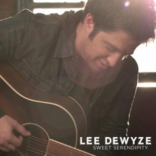 Sweet Serendipity 2010 song performed by Lee DeWyze