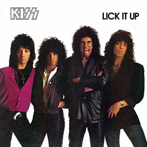 Kiss lick it up wiki