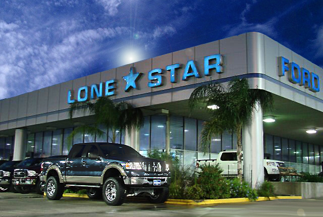 Lone Star Ford >> File Lone Star Ford Jpg Wikipedia