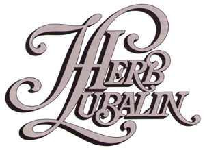 Herb Lubalin American graphic designer