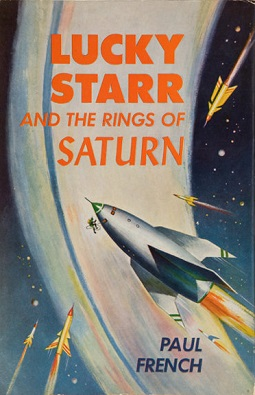 Lucky Starr and the Rings of Saturn, first edition.jpg