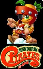 Mandarin Pirates Mascot
