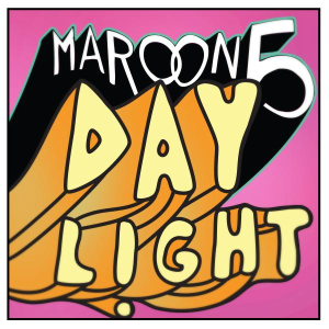 Maroon 5 — Daylight (studio acapella)