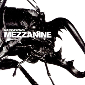 Massive Attack Mezzanine album cover