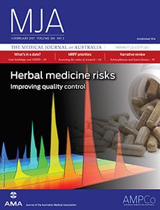 <i>Medical Journal of Australia</i> Academic journal