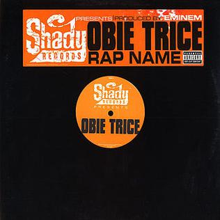 Rap Name 2002 single by Eminem and Obie Trice
