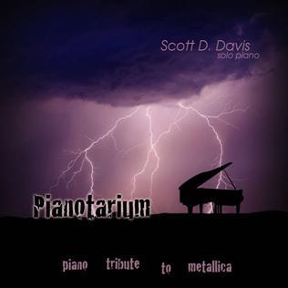 <i>Pianotarium</i> 2007 studio album by Scott D. Davis