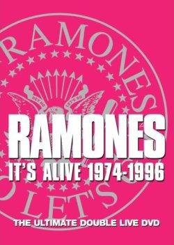 En vivo desde el sofá  - Página 2 Ramones_-_It%27s_Alive_1974-1996_cover
