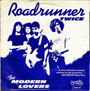 Roadrunner (Jonathan Richman song) song by Jonathan Richman