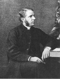 Robinson Duckworth British priest