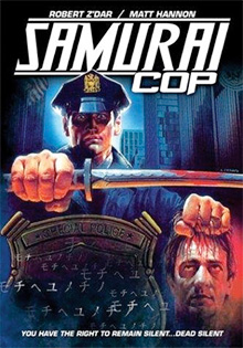Samurai Cop full movie (1991)