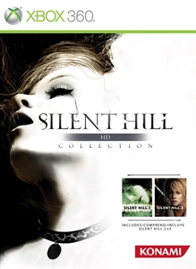 <i>Silent Hill HD Collection</i> video game compilation