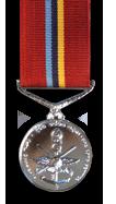 Sri Lanka Armed Services Long Service Medal