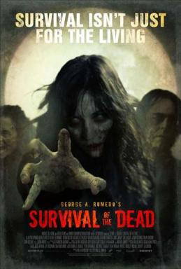 Survival of the Dead (2009) movie poster
