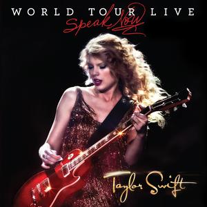 <i>Speak Now World Tour – Live</i> 2011 live video album by Taylor Swift