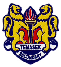 Temasek Secondary School Crest.png