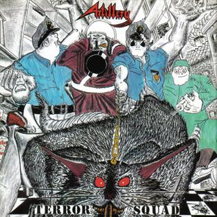 <i>Terror Squad</i> (Artillery album) album by Artillery