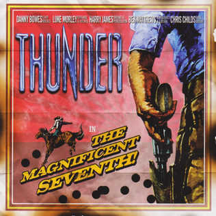 <i>The Magnificent Seventh!</i> 2005 studio album by Thunder