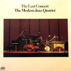 <i>The Complete Last Concert</i> 1988 live album by Modern Jazz Quartet