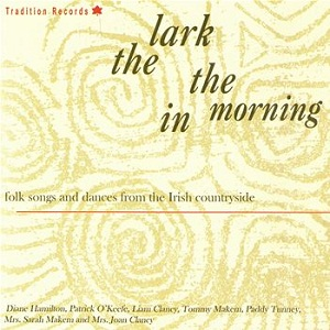 <i>The Lark in the Morning</i> (album) 1956 studio album by Various artists