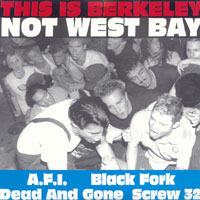 <i>This Is Berkeley, Not West Bay</i> 1994 EP by Various artists