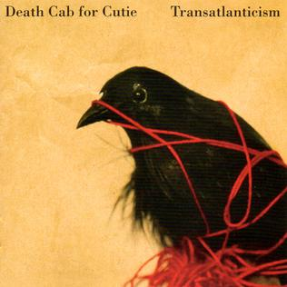 <i>Transatlanticism</i> 2003 studio album by Death Cab for Cutie