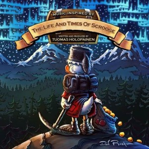 <i>Music Inspired by the Life and Times of Scrooge</i> 2014 studio album by Tuomas Holopainen