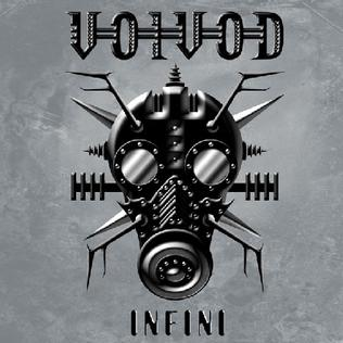 <i>Infini</i> (album) 2009 studio album by Voivod