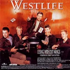 Westlife feat. Cristian Castro - Flying Without Wings.jpg