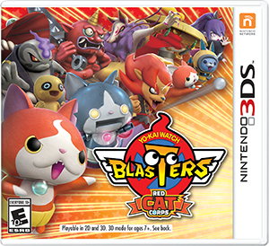 <i>Yo-kai Watch Blasters</i> video game