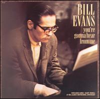 <i>Youre Gonna Hear from Me</i> (album) 1988 live album by Bill Evans
