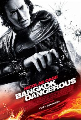 Bangkok Dangerous (2008) movie poster