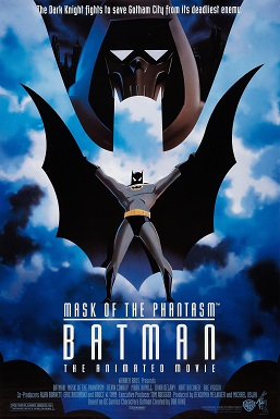 Batman Cartoon Poster 7