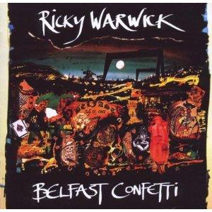 <i>Belfast Confetti</i> (album) 2009 studio album by Ricky Warwick