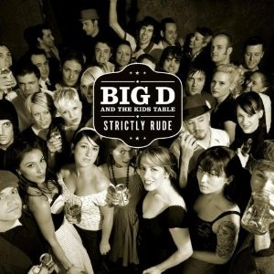 <i>Strictly Rude</i> 2007 studio album by Big D and the Kids Table