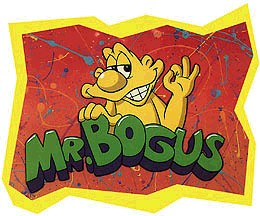 <i>Mr. Bogus</i> television program