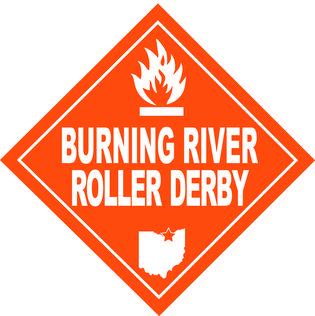Burning River Roller Derby womens flat-track roller derby league