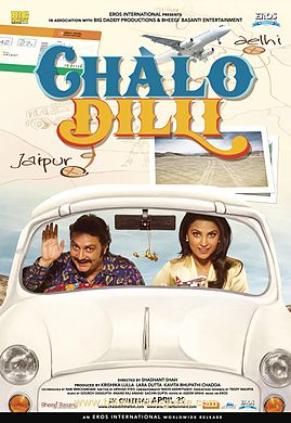 Download Chalo Dilli full movie 2011 Hindi HDRip 480p | 720p